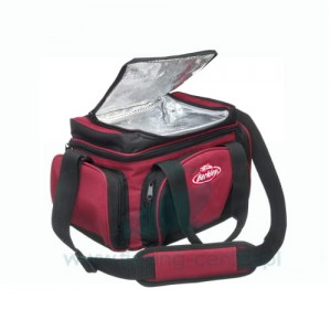 Torba Berkley System Bag L Red-Black + 4 boxes