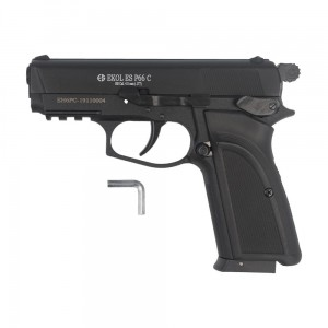 Pistolet Ekol ES P66C Black 4,5mm