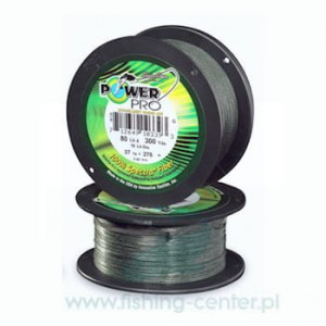 Plecionka Power Pro 0,13mm  Green